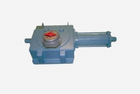 quarter turn hydraulic actuators for valves